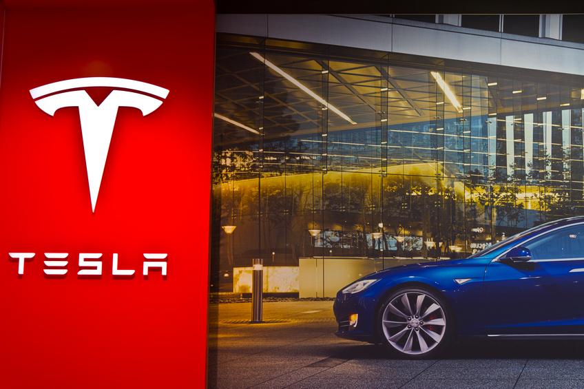 Tesla Motors Store Selling Electric Cars III